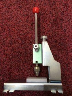 画像2: 新型ハンドプレスHP200kg本体(ホルダー付)